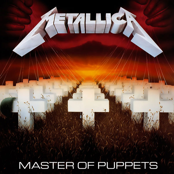 Master of Puppets cover art