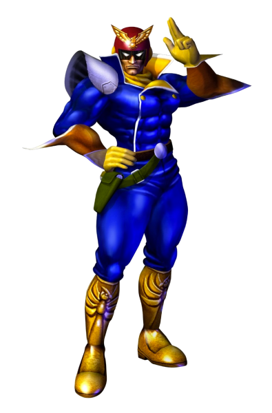 Captain Falcon (F-Zero GX)