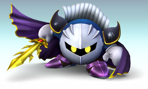 Super Smash Bros. Brawl Meta Knight