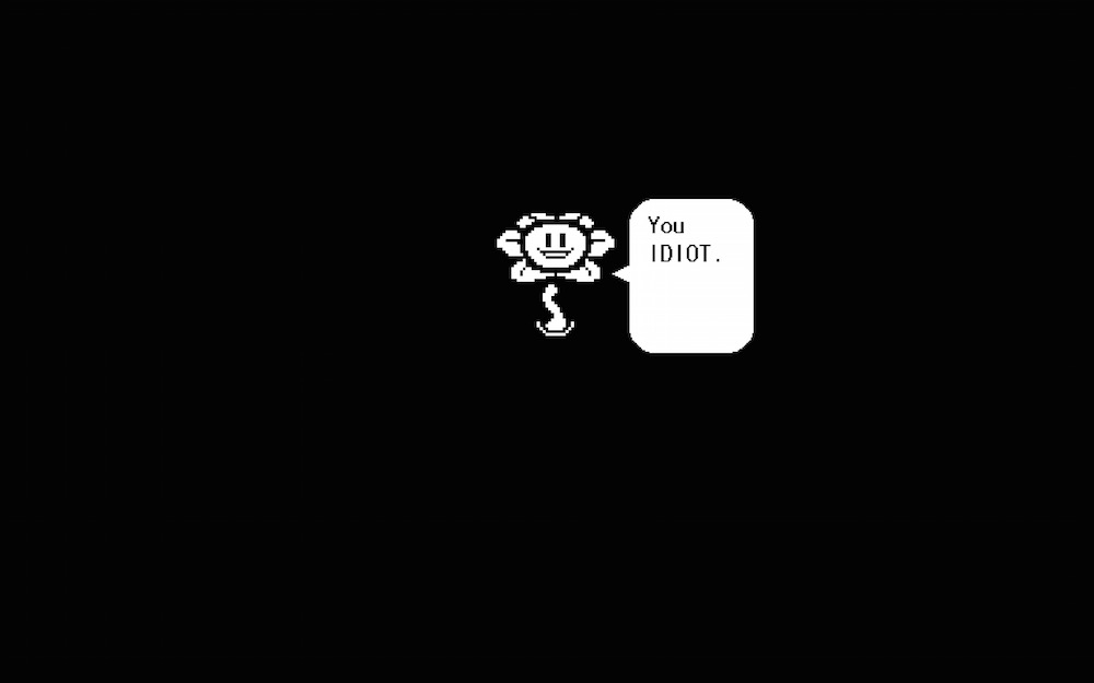 Undertale Flowey screenshot.jpg