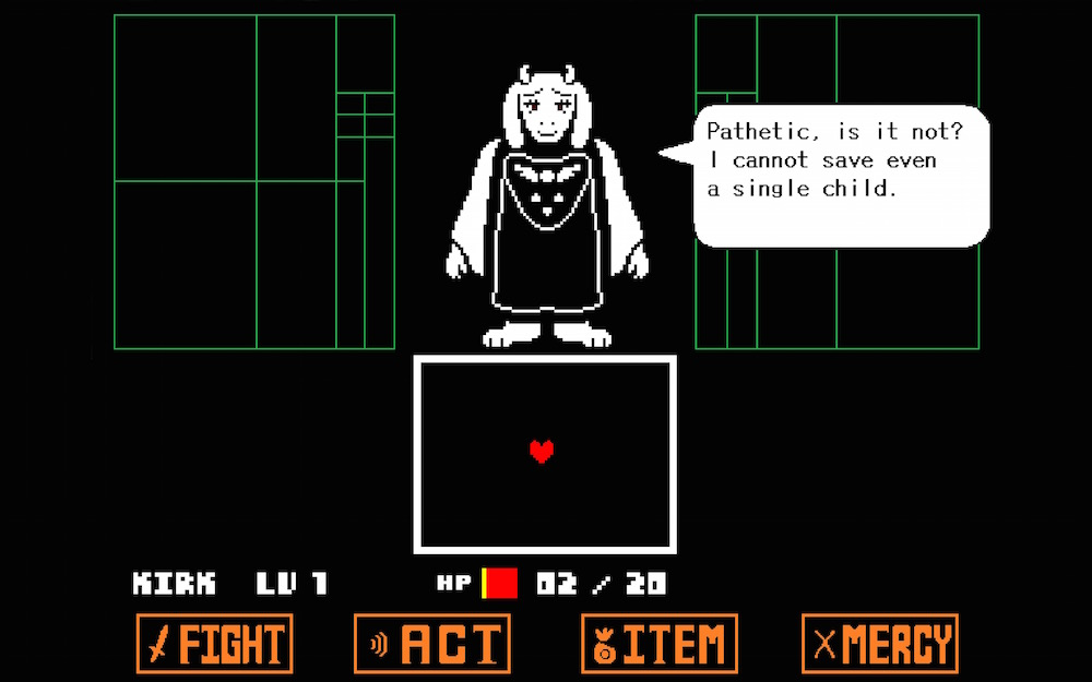 Undertale Toriel screenshot.jpg