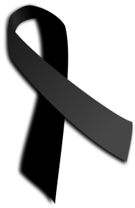 Black Ribbon of Mourning